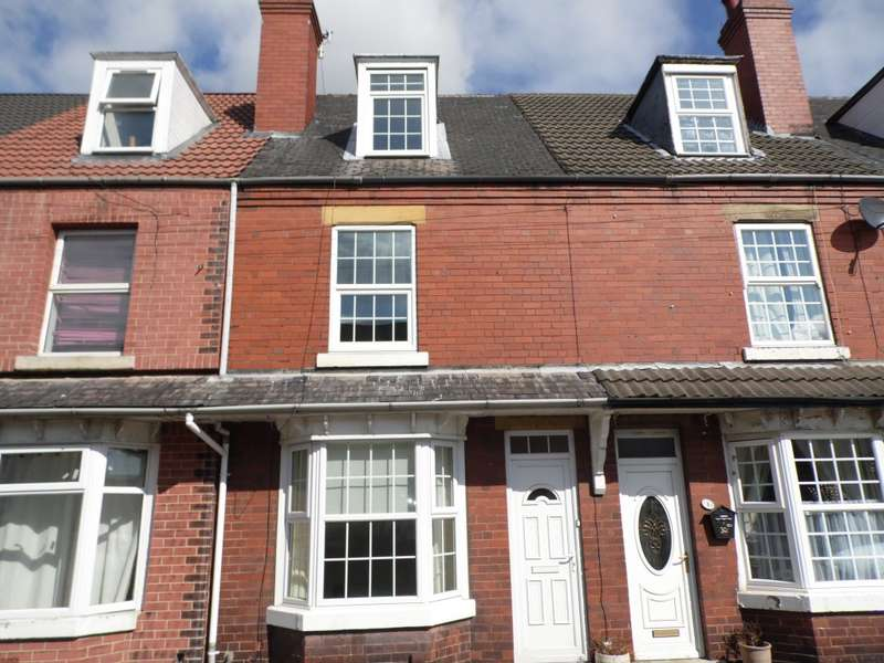 3 Bedrooms Terraced House for sale in Swan Street, Doncaster, DN5