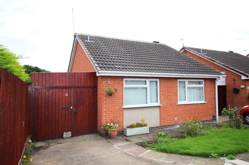 2 Bedrooms Bungalow for sale in Boatmans Close, Ilkeston