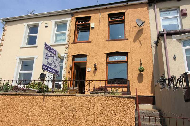 2 Bedrooms Terraced House for sale in High Street, Porth
