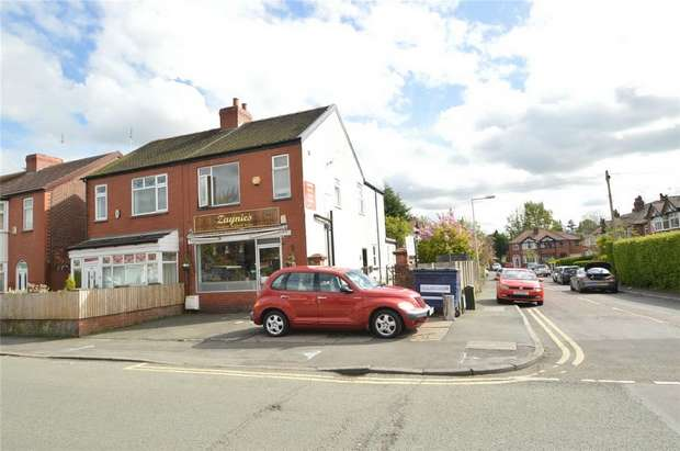 1 Bedroom Commercial Property for sale in Hempshaw Lane, Offerton, Stockport, Cheshire