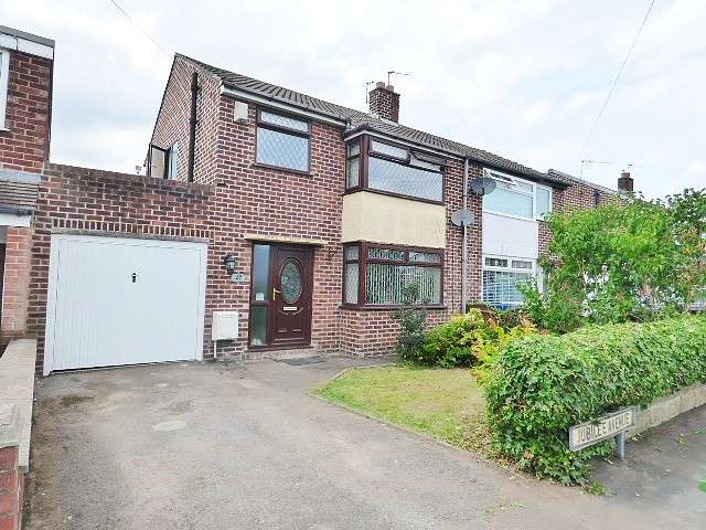 3 Bedrooms House for sale in Jubilee Avenue, Penketh, Warrington