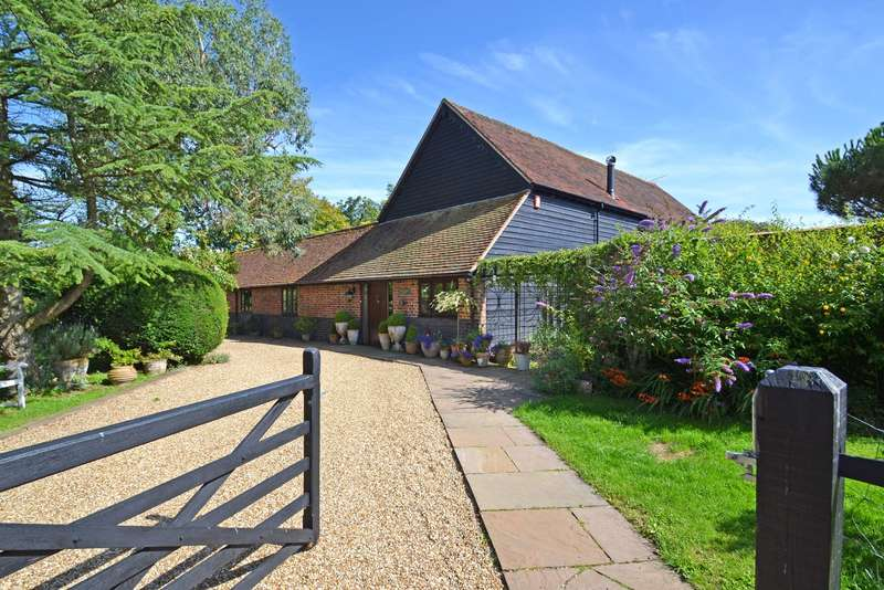 5 Bedrooms Barn Conversion Character Property for sale in Countryman Lane, Horsham, West Sussex, RH13