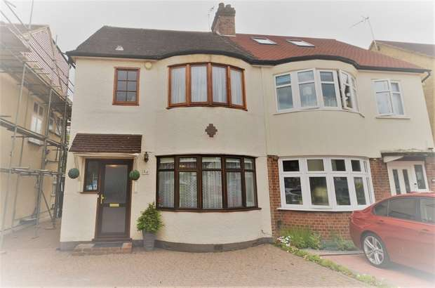 3 Bedrooms Semi Detached House for sale in Vineyard Avenue, Mill Hill, NW7