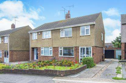 3 Bedrooms Semi Detached House for sale in Grays, Essex, .