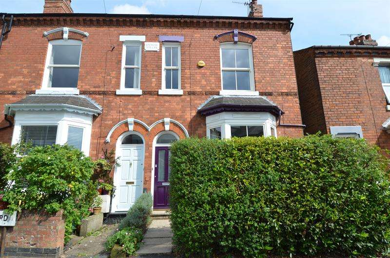 4 Bedrooms End Of Terrace House for sale in Goldsmith Road, Kings Heath, Birmingham