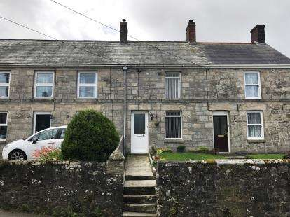 2 Bedrooms Terraced House for sale in Hendra Prazey, St. Dennis, St. Austell
