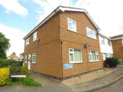2 Bedrooms Flat for sale in Evesham Court, Toton, Nottingham