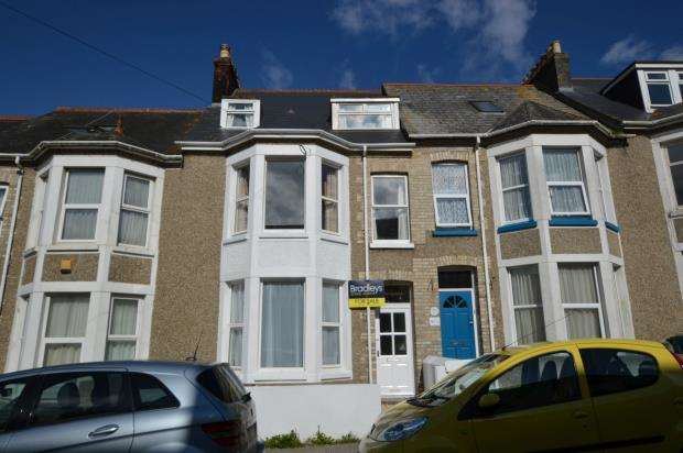 6 Bedrooms Terraced House for sale in Grosvenor Avenue, Newquay, Cornwall