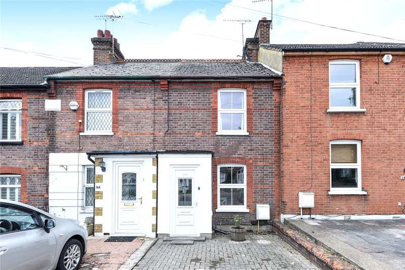 2 Bedrooms Terraced House for sale in Hallowell Road, Northwood, Middlesex, HA6