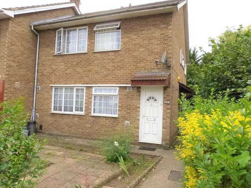 2 Bedrooms Maisonette Flat for sale in High Steet, Harlington, UB3 5DD