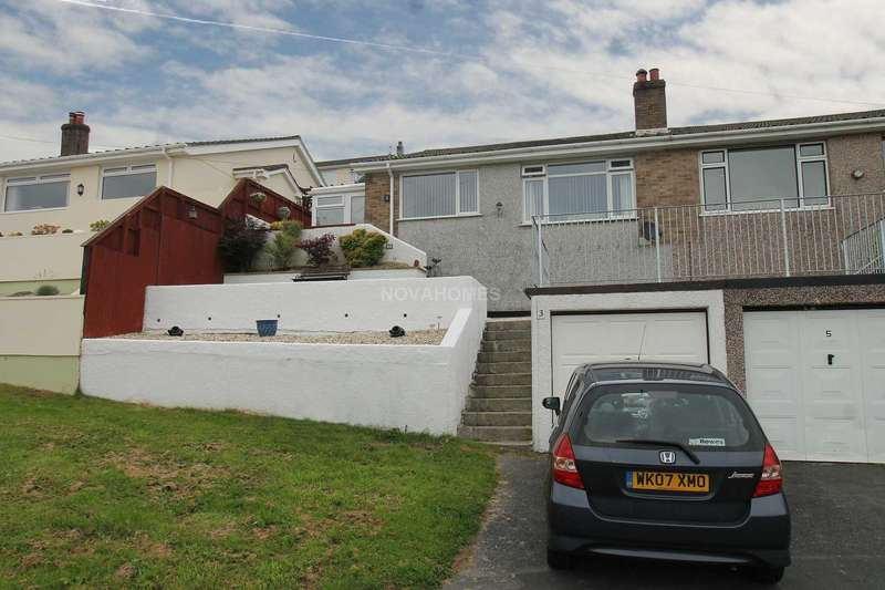 2 Bedrooms Semi Detached Bungalow for sale in Long Meadow, Plympton, PL7 4JD
