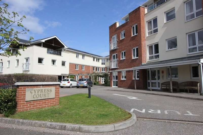 1 Bedroom Ground Flat for sale in Cypress Court