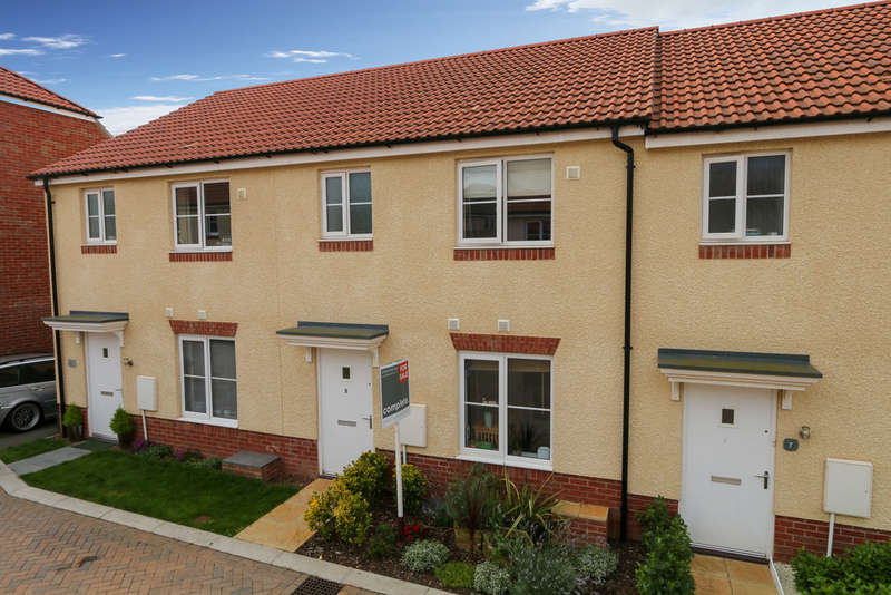 3 Bedrooms Terraced House for sale in Kemps Field, Cranbrook