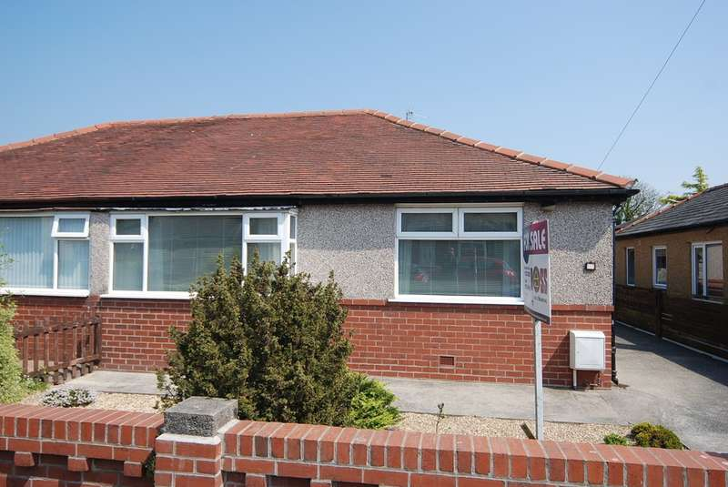 2 Bedrooms Semi Detached Bungalow for sale in Minster Lane, Barrow-in-Furness, Cumbria, LA13 9NY