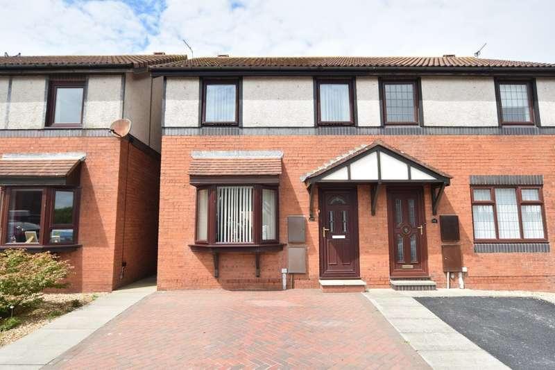 3 Bedrooms Semi Detached House for sale in Irwell Road, Walney, Barrow-in-Furness, LA14 3UZ