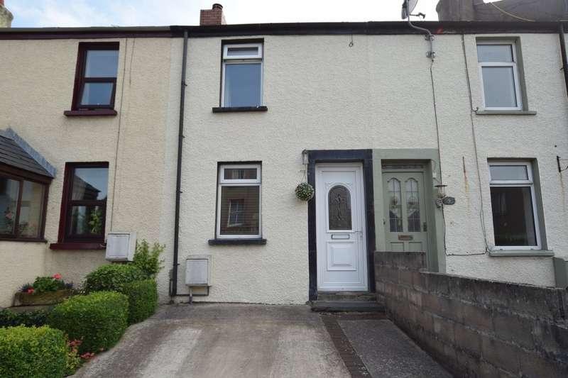 2 Bedrooms Terraced House for sale in Fell Croft, Dalton-in-Furness, Cumbria, LA15 8DD