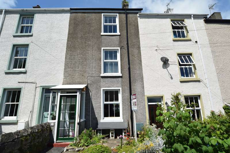 3 Bedrooms Terraced House for sale in Lindal, Ulverston, Cumbria, LA12 0LY