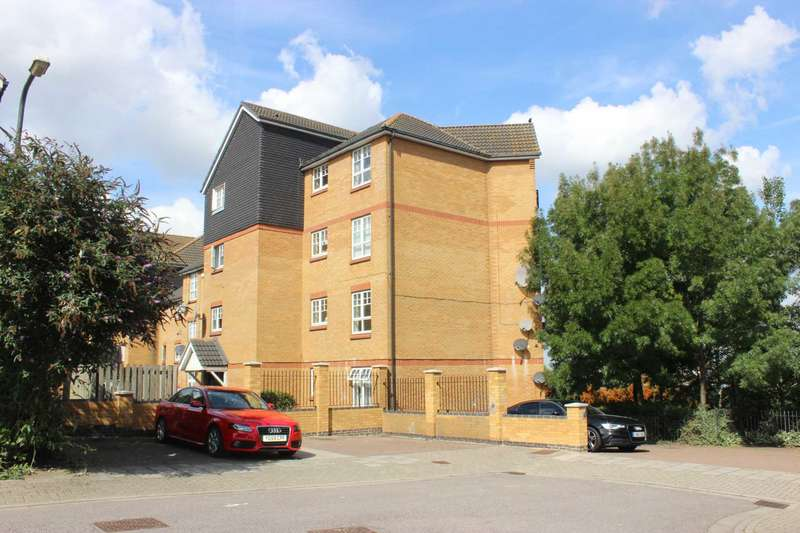 2 Bedrooms Apartment Flat for sale in Greenhaven Drive, Thamesmead, SE28 8FY