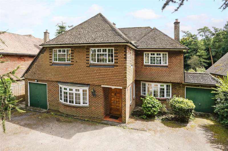 5 Bedrooms Detached House for sale in Clifton Road, Amersham, Buckinghamshire, HP6