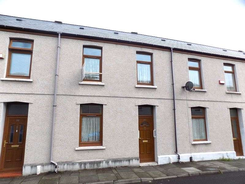 3 Bedrooms Terraced House for sale in Blodwen Street, Aberavon, Port Talbot, Neath Port Talbot. SA12 6ER