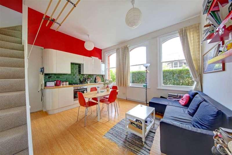 1 Bedroom Flat for sale in Trent Road, Brixton