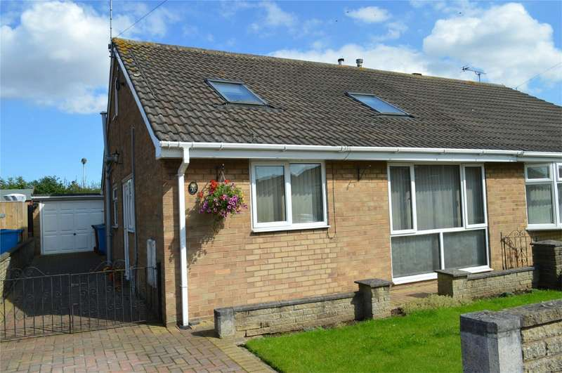 2 Bedrooms Semi Detached Bungalow for sale in 33 Mount Vernon, Bilton, East Riding of Yorkshire