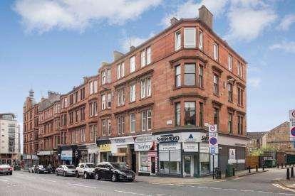 1 Bedroom Flat for sale in Byres Road, Partick