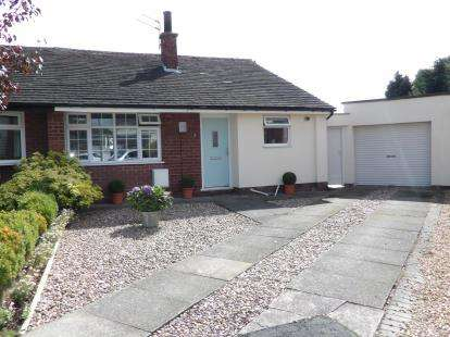 3 Bedrooms Bungalow for sale in Cherry Walk, Lower Peover, Knutsford, Cheshire