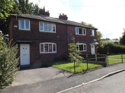 3 Bedrooms Semi Detached House for sale in Kinderton Avenue, Manchester, Greater Manchester, Uk