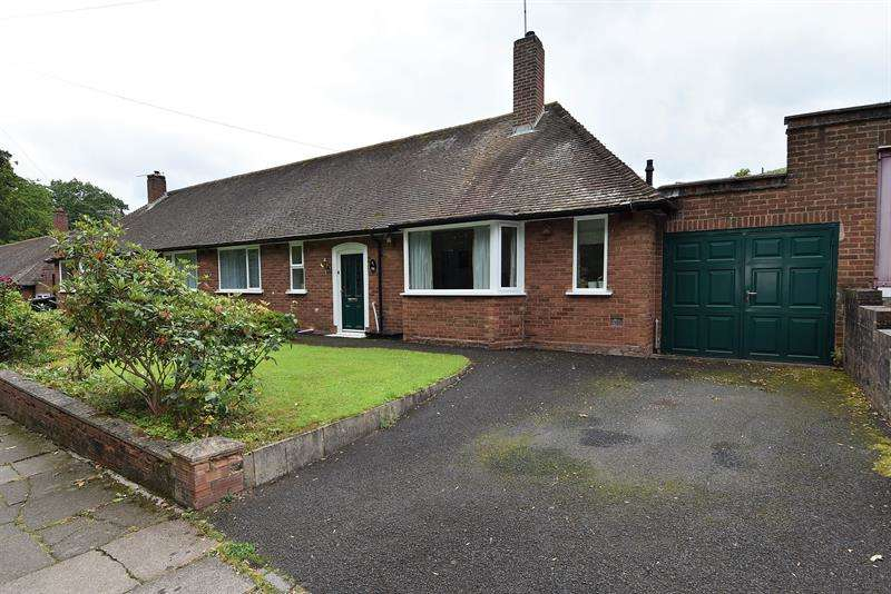 3 Bedrooms Semi Detached Bungalow for sale in Griffins Brook Lane, Bournville, Birmingham