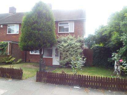 4 Bedrooms End Of Terrace House for sale in Unett Street, Newtown, Birmingham, West Midlands