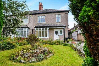 3 Bedrooms Semi Detached House for sale in Bare Lane, Morecambe, Lancashire, United Kingdom, LA4