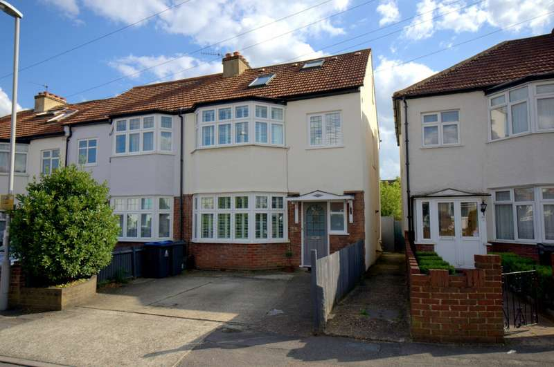 3 Bedrooms End Of Terrace House for sale in Beverley Park Area