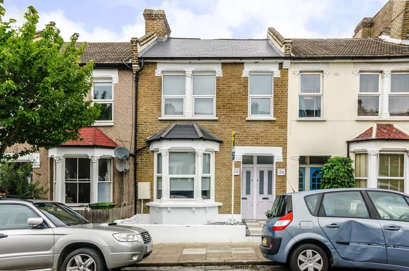 2 Bedrooms Flat for sale in Whateley Road, East Dulwich, SE22