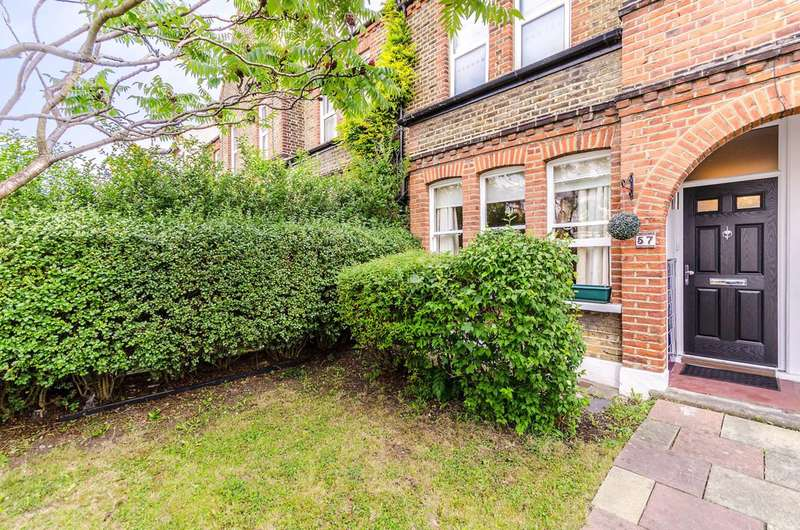 2 Bedrooms Flat for sale in Colfe Road, Forest Hill, SE23