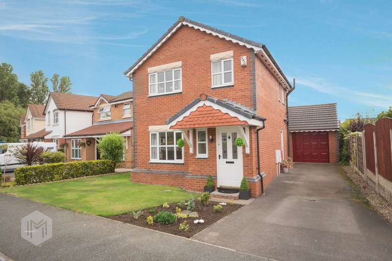3 Bedrooms Detached House for sale in Fenton Way, Hindley, Wigan, WN2