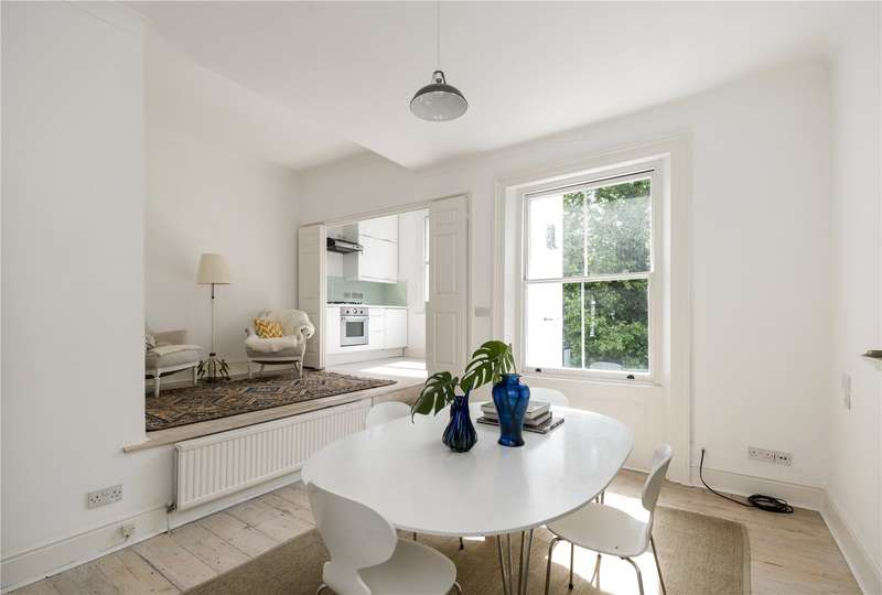 2 Bedrooms Flat for sale in St. Stephens Gardens, London, W2