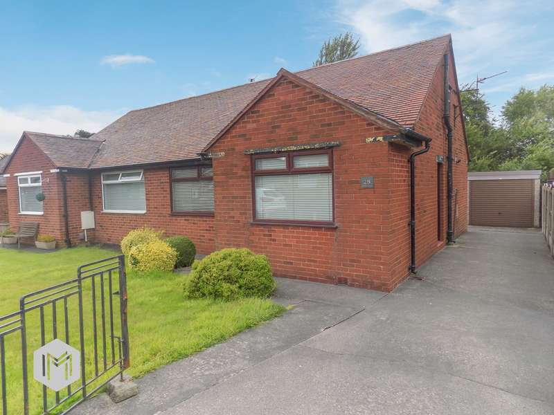 3 Bedrooms Semi Detached Bungalow for sale in Cranbourne Drive, Chorley, PR6