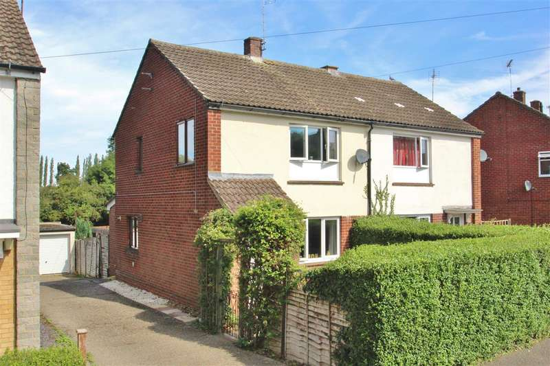3 Bedrooms Semi Detached House for sale in Grenville Road, Buckingham