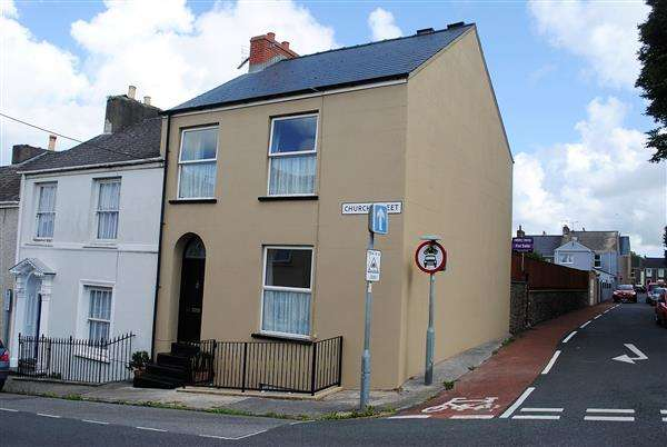 3 Bedrooms Semi Detached House for sale in 45 Church Street