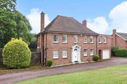 4 Bedrooms Detached House for sale in Heathfield Road, Keston