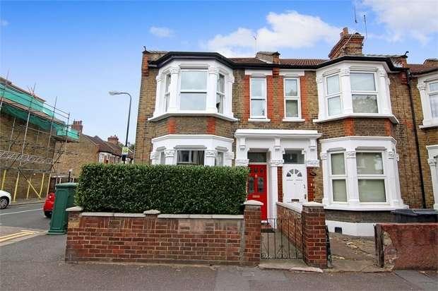 3 Bedrooms End Of Terrace House for sale in Barrett Road, Walthamstow, London
