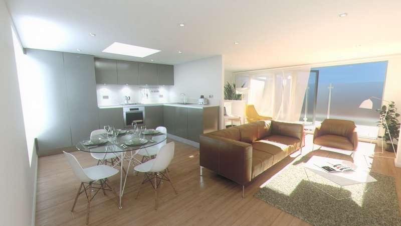2 Bedrooms Flat for sale in Putney Bridge Road, Putney, SW15
