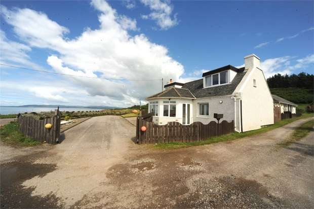 3 Bedrooms Detached House for sale in Tayinloan, Tayinloan, Tarbert, Argyll and Bute