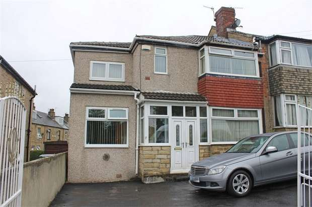 5 Bedrooms Semi Detached House for sale in Flockton Grove, Bradford, West Yorkshire