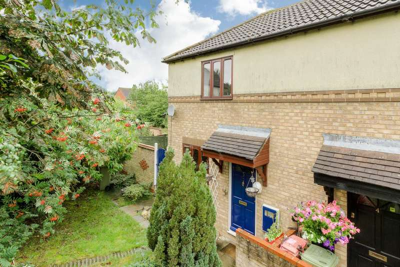1 Bedroom Semi Detached House for sale in Rillington Gardens, Emerson Valley