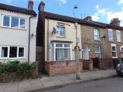 2 Bedrooms End Of Terrace House for sale in Edward Road, Bedford, Bedfordshire