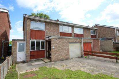 3 Bedrooms Semi Detached House for sale in Broadleas, Headley Park, Bristol