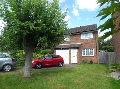 3 Bedrooms Detached House for sale in Teasel Avenue, Conniburrow, Milton Keynes, Buckinghamshire