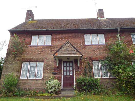 3 Bedrooms Semi Detached House for sale in Blackwater, Camberley, Hampshire